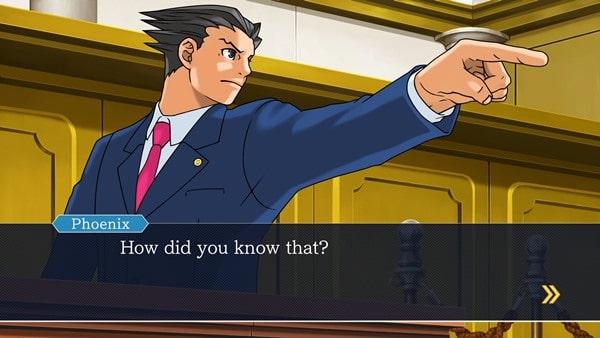 Ace Attorney Trilogy Bild 2