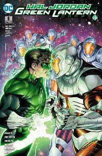 Hal Jordan und das Green Lantern Corps #8: Finale Gerechtigkeit, Rechte bei Panini Comics
