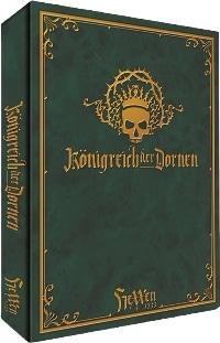 HeXXen 1733: Königreich der Dornen, Rechte bei Ulisses Spiele