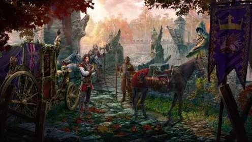 Kingmaker: Rise to the Throne, Rechte bei Artifex Mundi