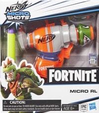 Nerf Fortnite Microshots RL