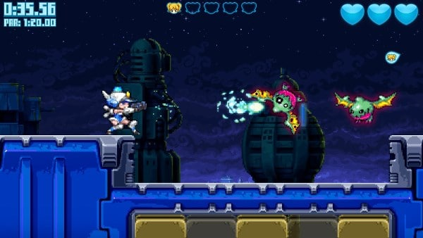 Mighty Switch Force Collection Bild 1