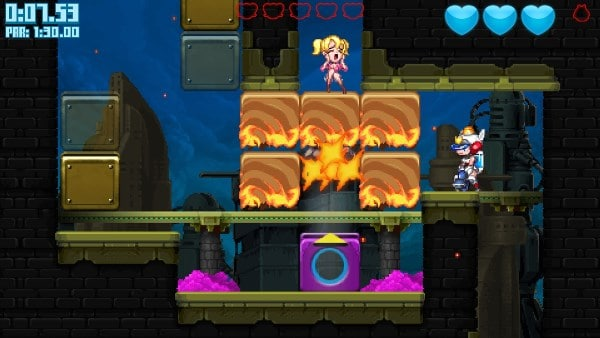Mighty Switch Force Collection Bild 2