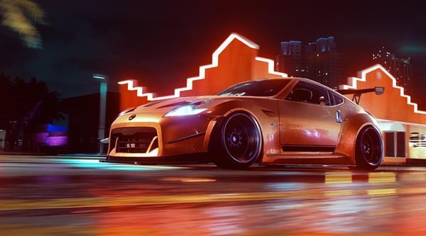 Need for Speed Heat Bild 1