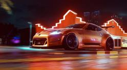 Need for Speed Heat, Rechte bei EA