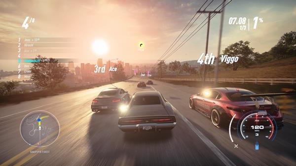 Need for Speed Heat Bild 2