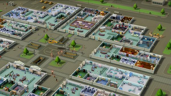 Two Point Hospital Bild 1