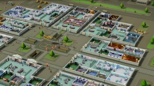 Two Point Hospital Bild 1