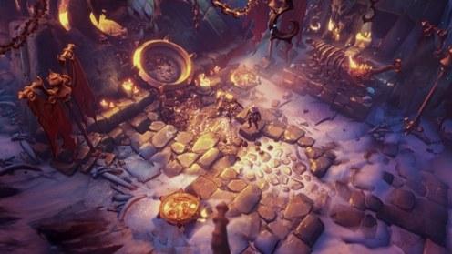 Darksiders Genesis, Rechte bei THQNordic Games