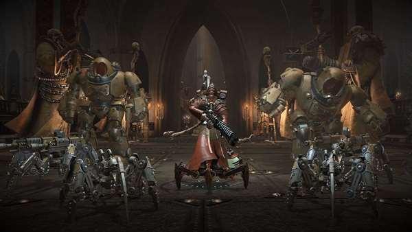 Warhammer 40k Prophecy Bild 3