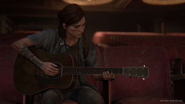 The Last of Us Part II Bild 1