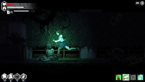 The Coma 2: Vicious Sisters, Rechte bei Headup Games