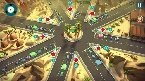 Urban Flow, Rechte bei Baltoro Games