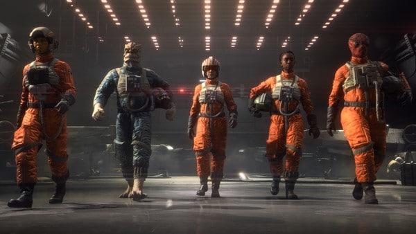 Star Wars Squadrons Bild 1