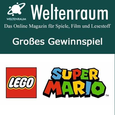 Gewinnspiel LEGO Super Mario 2020