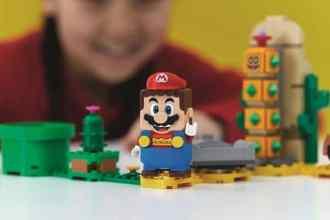 LEGO Super Mario, Rechte bei LEGO