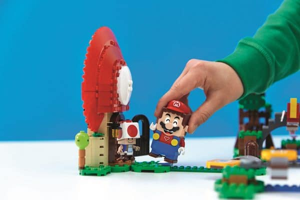 LEGO Super Mario Bild 2