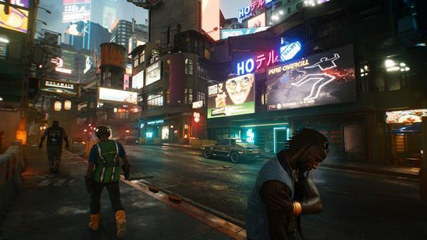 Cyberpunk 2077 Bild 2