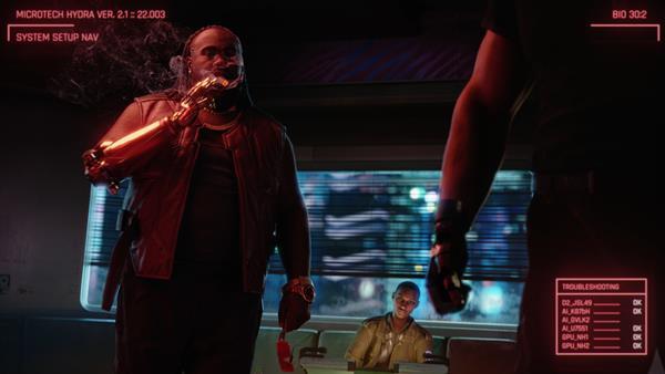 Cyberpunk 2077 Bild 3
