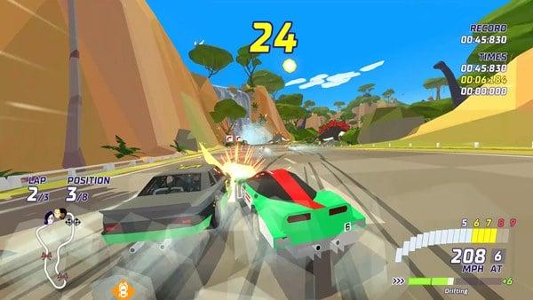 Hotshot Racing Bild 1