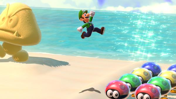 Super Mario 3D World Bild 2
