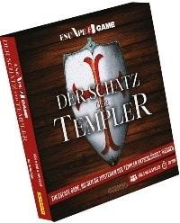 Der Schatz der Templer - Cover, Rechte bei Panini