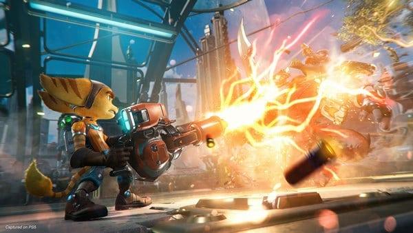 Ratchet und Clank Rift Apart Bild 1