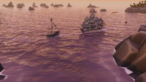King of Seas, Rechte bei Team17