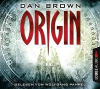 Origin - Dan Brown - Hörbuch, Rechte bei Bastei Lübbe