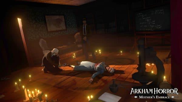 Arkham Horror Mothers Embrace Bild 3
