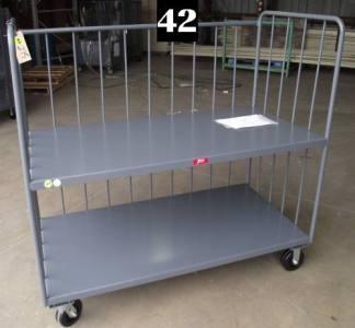 """Heavy Duty Welded Cart #42 (60""""x30""""x60"""") - New Surplus"""