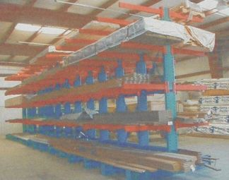 New Cantilever Rack