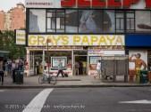 NYC - Gray's Papaya