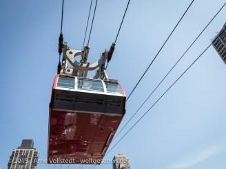 NYC - Roosevelt Island Tram