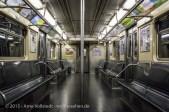 NYC - in der U-Bahn