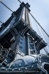 NYC - Fotosafari Manhattan Bridge