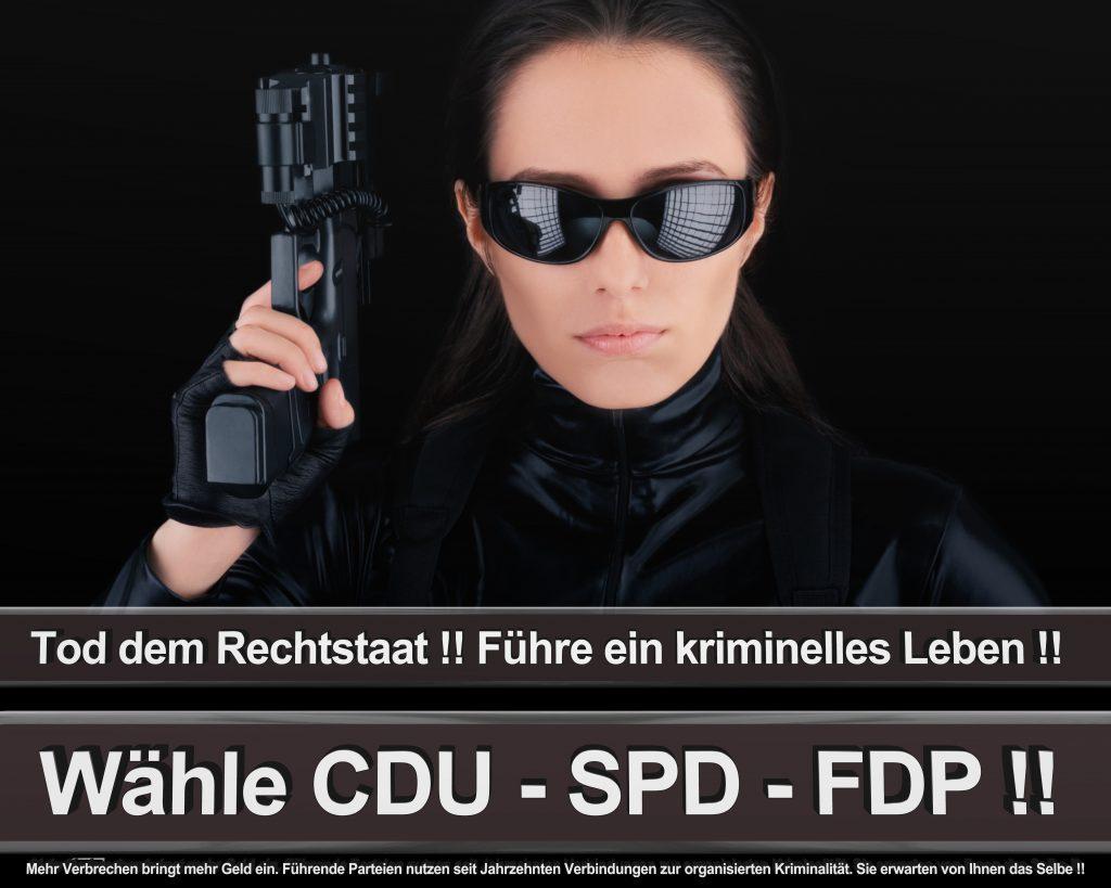 Bundestagswahl 2017 Wahlplakate CDU SPD Angela Merkel Frauke Petry AfD (35)