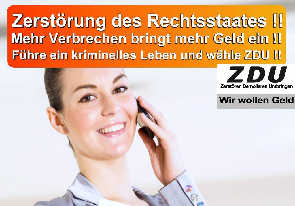 Bundestagswahl 2017 CDU SPD AfD Wahlplakat Bundestagswahl 2017 Umfrage Stimmzettel Angela Merkel CDU CSU