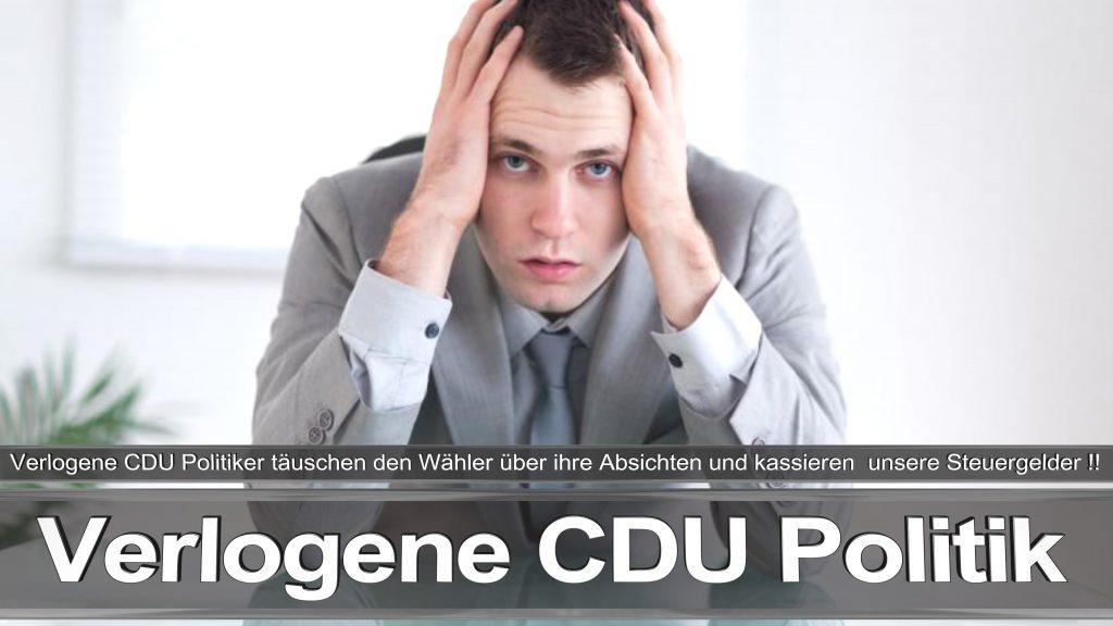 Bundestagswahl 2017 Wahlplakat Bundestagswahl 2017 Umfrage Stimmzettel Angela Merkel CDU CSU SPD AFD NPD (14)