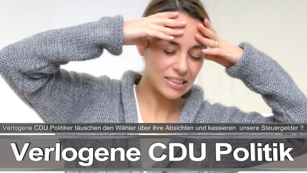 Bundestagswahl 2017 Wahlplakat Bundestagswahl 2017 Umfrage Stimmzettel Angela Merkel CDU CSU SPD AFD NPD (3)