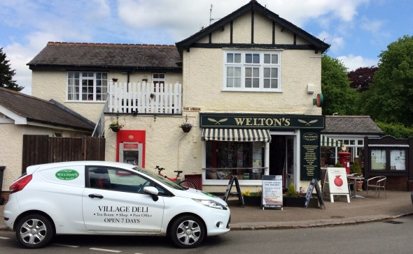 Welton's Deli and Shop Great Bowden