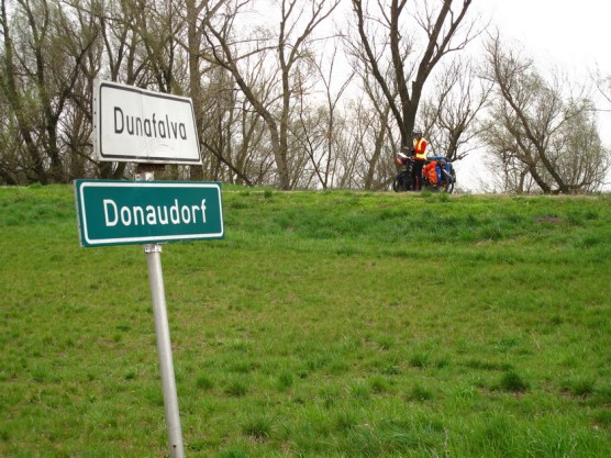 Zweisprachigkeit im Süden Ungarns