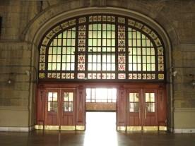 Alter Istanbuler Bahnhof auf der asiatischen Seite