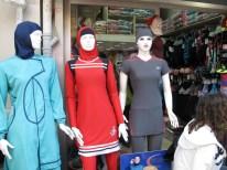 in der Türkei noch eine Frage des Lebensstils, im Iran nicht