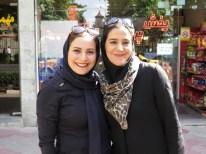 Tabriz: zwei Krankenschwestern