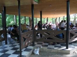 Schachspieler im Lahlepark