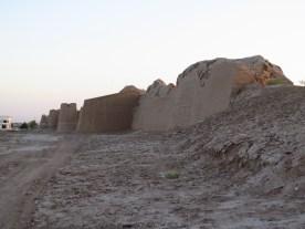 Alte Festung in der Nähe von Merv