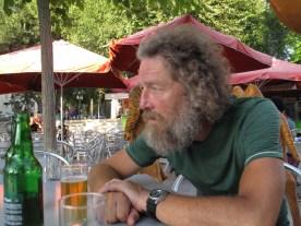 entspanntes Sinnieren beim Bier