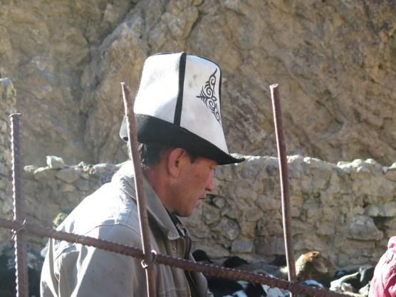 Kirgisen-Hut