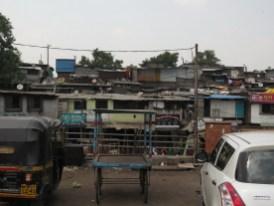 Wohngebiet in Pune